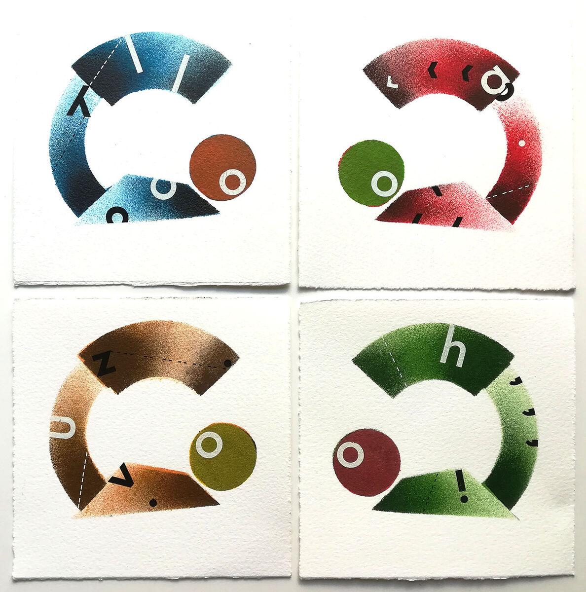set #042 ScrabL series
