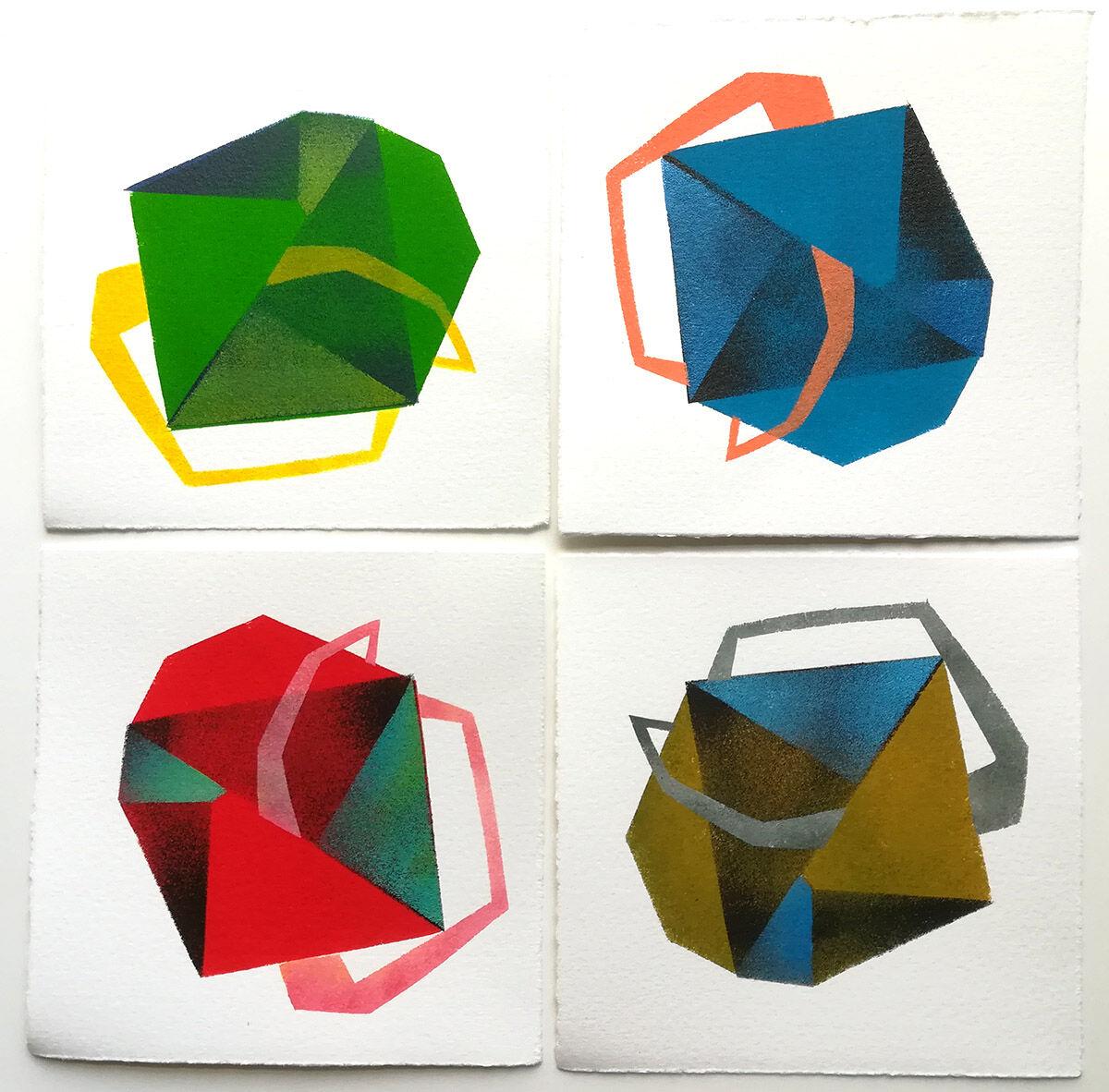 set #085 Squashed Box series
