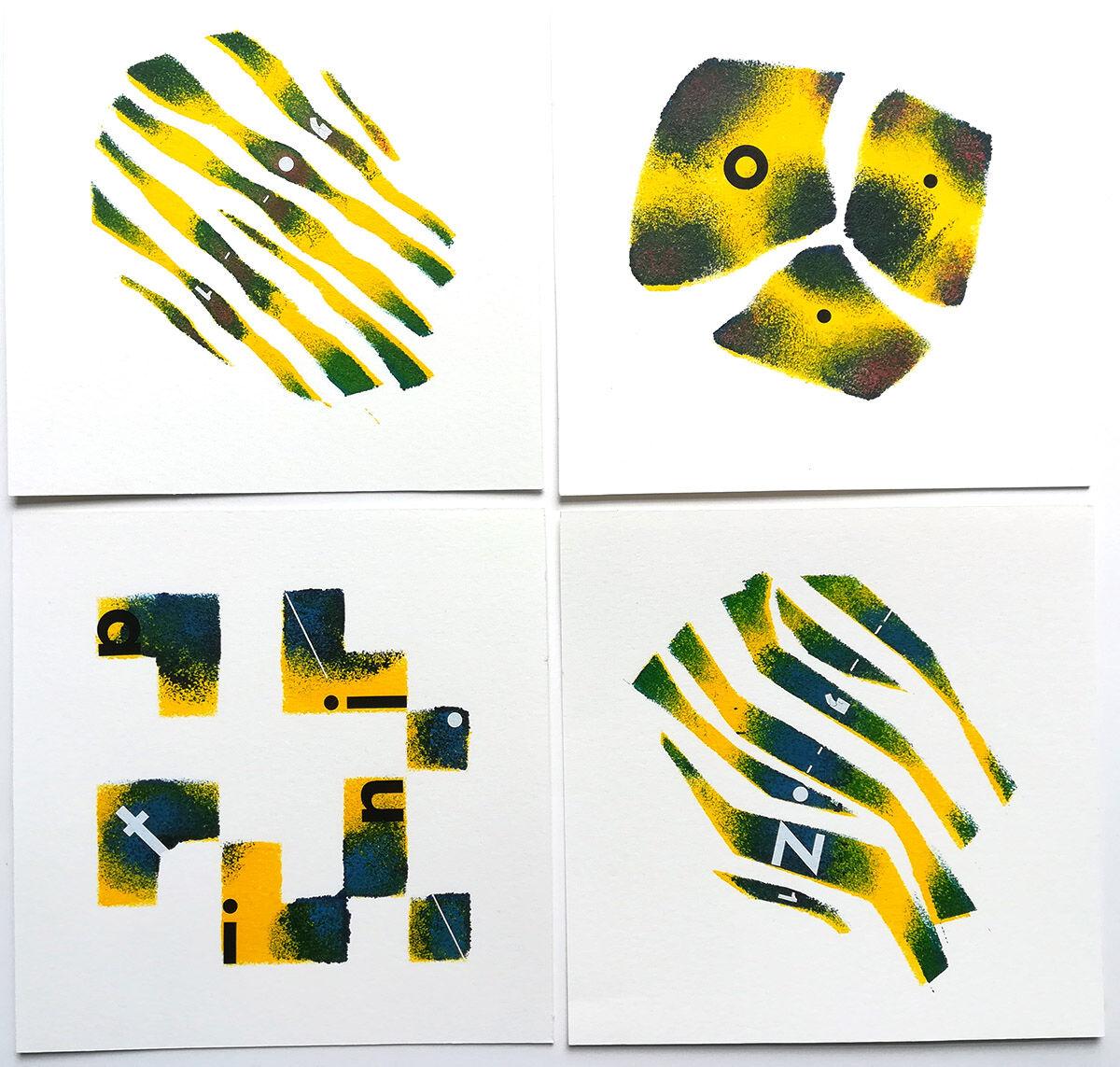 set #126 ScrabL series