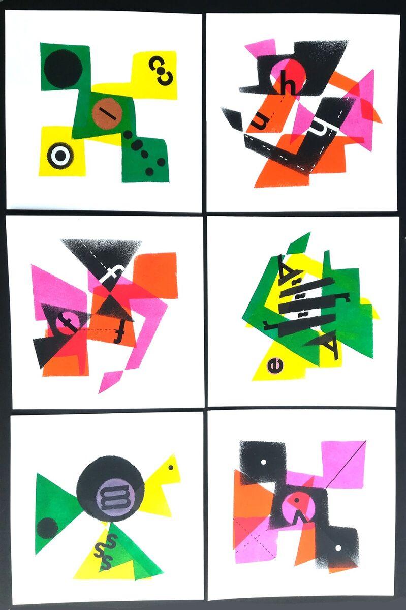 set #144 ScrabL series