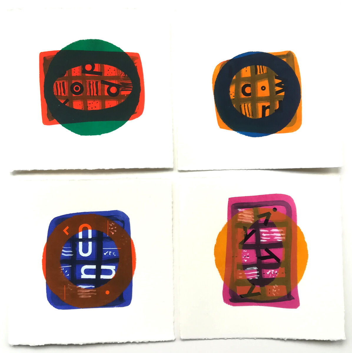 set #197 ScrabL series