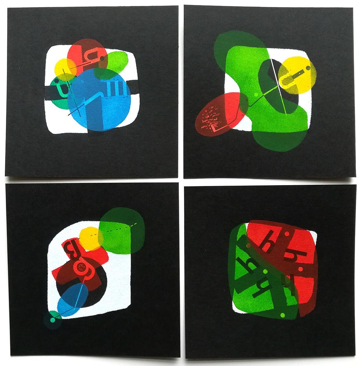 set #226 ScrabL series