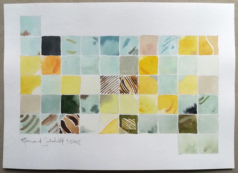Mollusc Colour Matrix #1