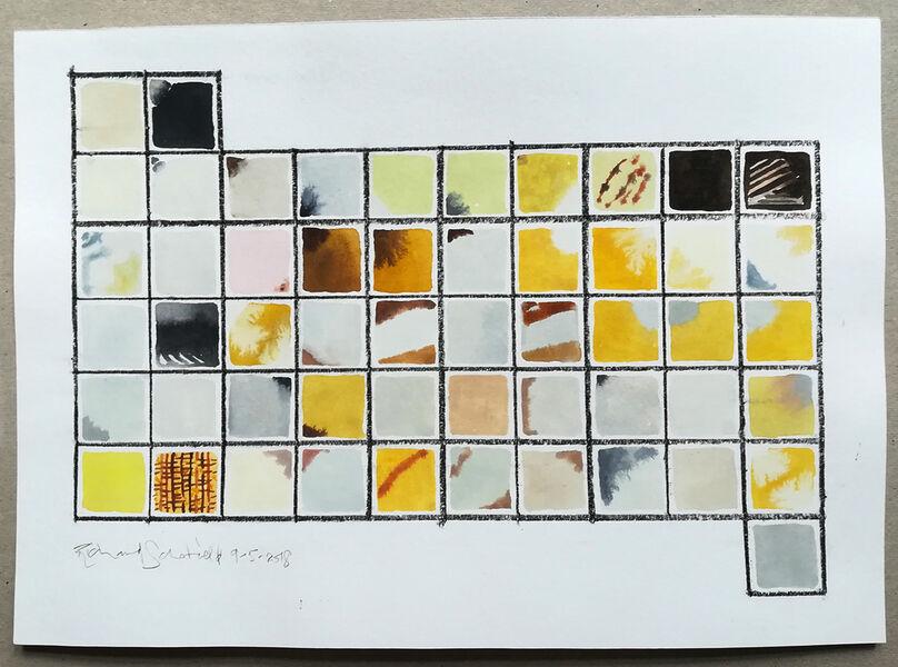 Mollusc Colour Matrix #2