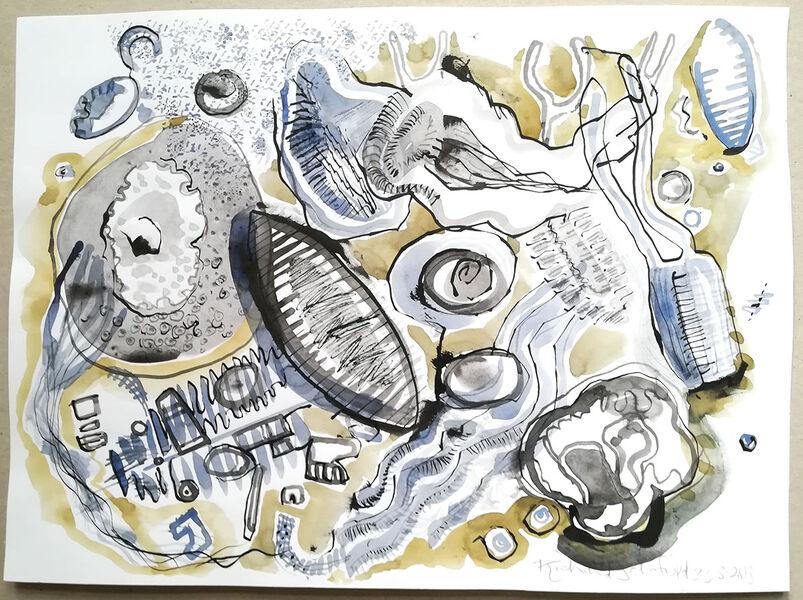 Carboniferous Seafloor #5