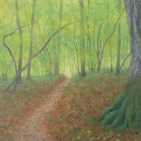 October - Autumn Path