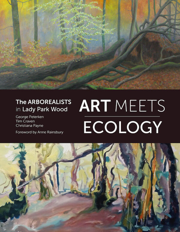 book cover Art Meets Ecology