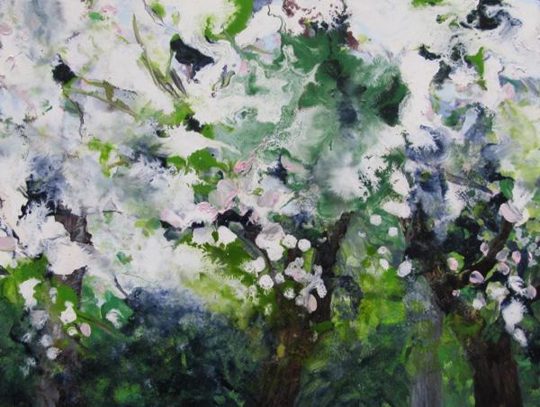 Beneath the Blossom II