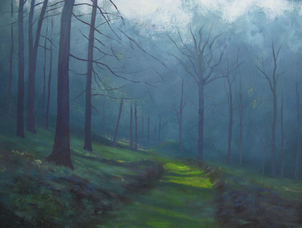 oil woodland