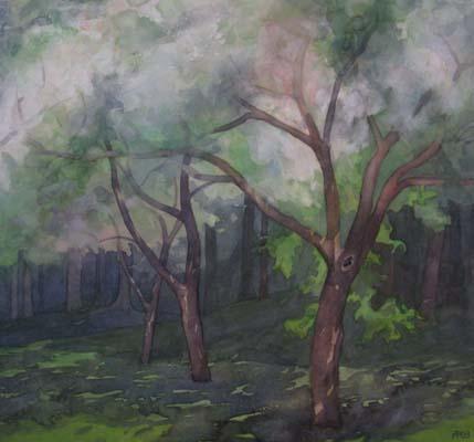 Orchard - Blossom III