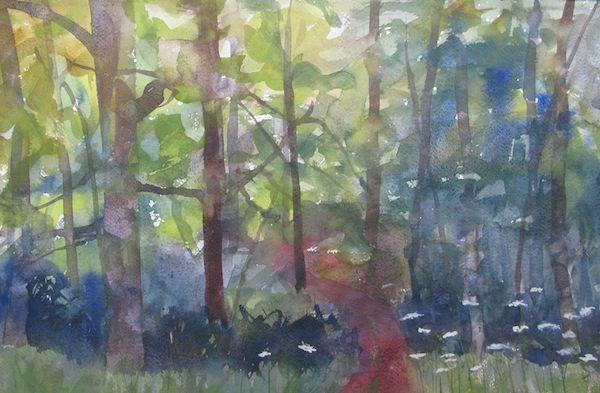 Summer Woodland II