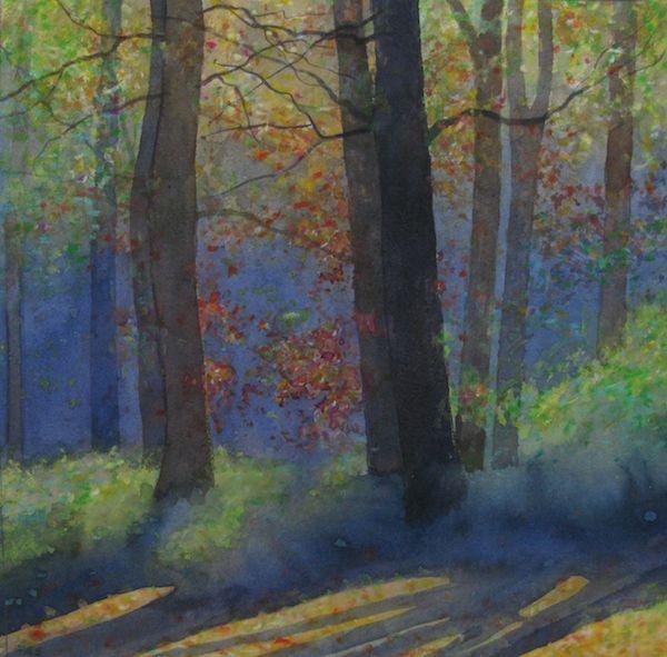 Queenswood - Autumn Evening