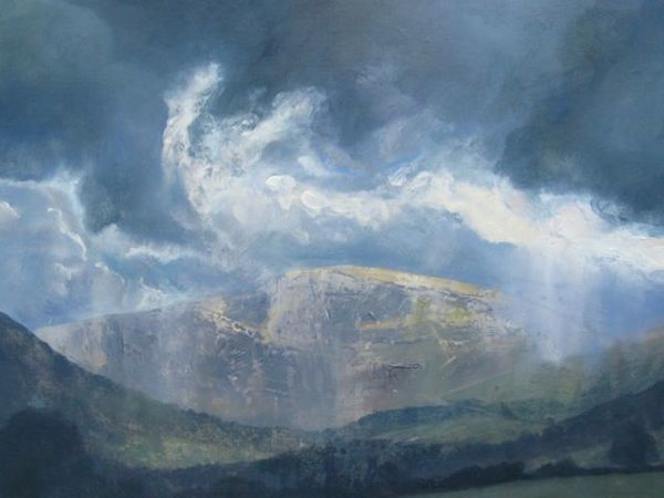 Squally Showers - Fan Fawr