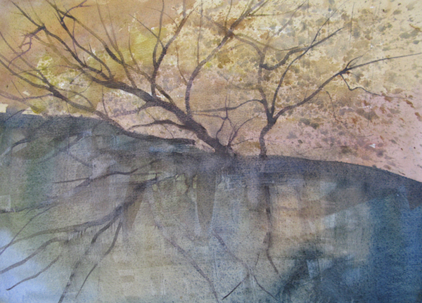 Outdoor sketch 3 - October 2018