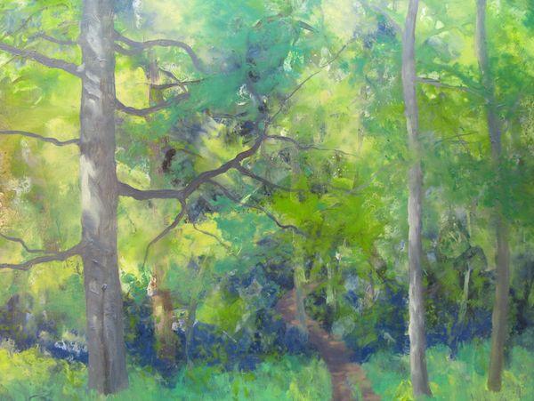 Summer Woodland V