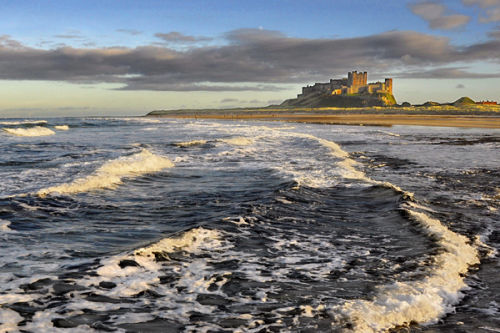 Bamburgh Waves