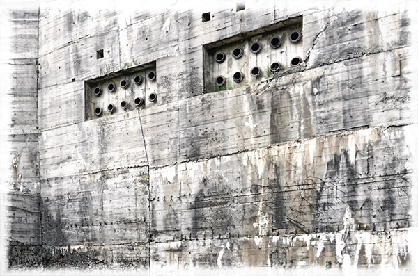 Blockhaus detail 1