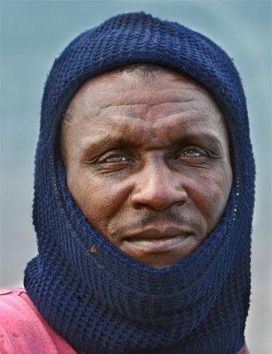 Haitian Fisherman