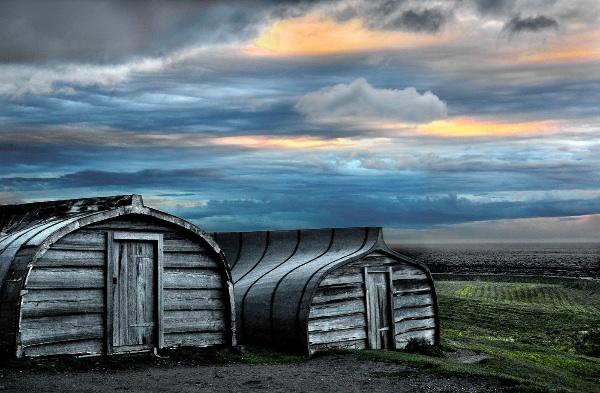 Lindisfarne Sunset