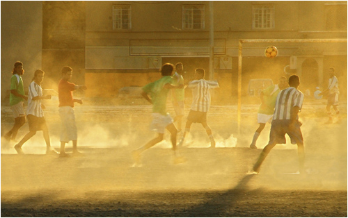 Twilight Football, Taroudant