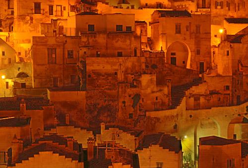 The Sassi, Matera