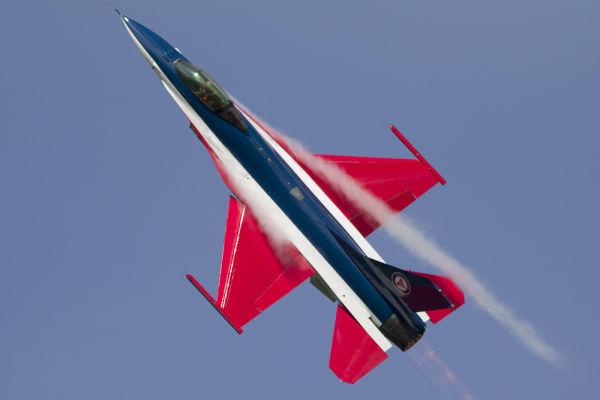 Norwegian F-16