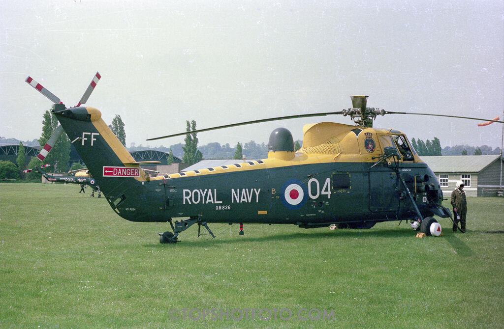 Wessex HAS.3 XM836