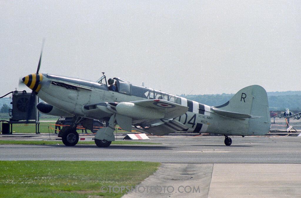 Fairey Firefly AS.5 WB271