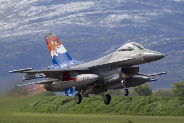 Turkish F-16