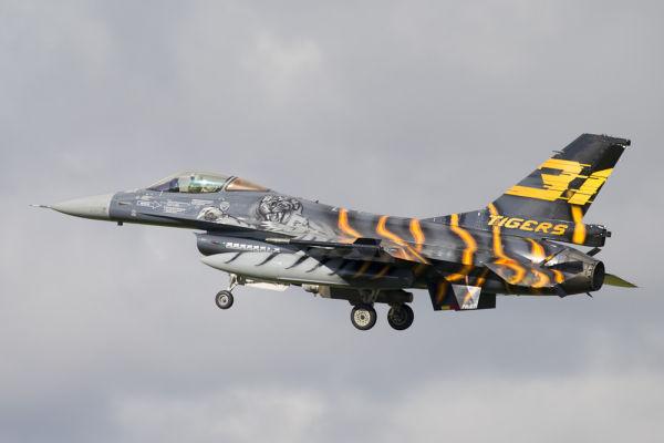 Tiger F-16