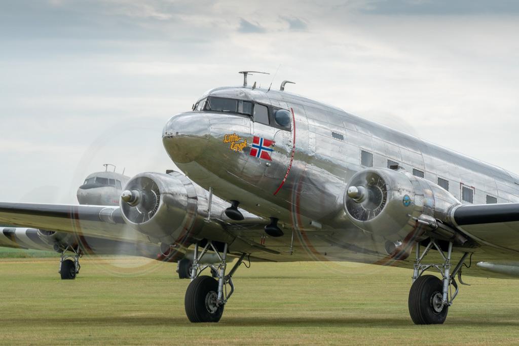 Norwegian Douglas C-53
