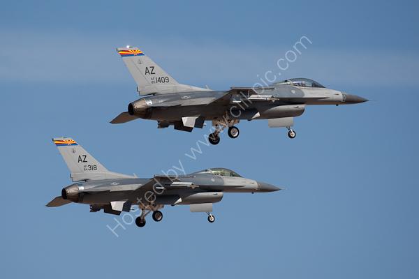 F-16 Arizona ANG