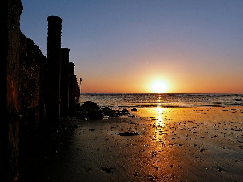 Redcar Sunrise