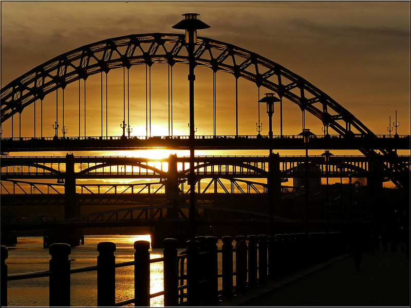 Tyne Bridge in Sets