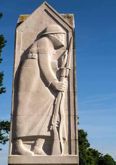 Chirk war memorial