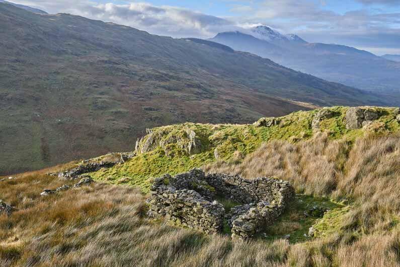 Long hut, Snowdonia