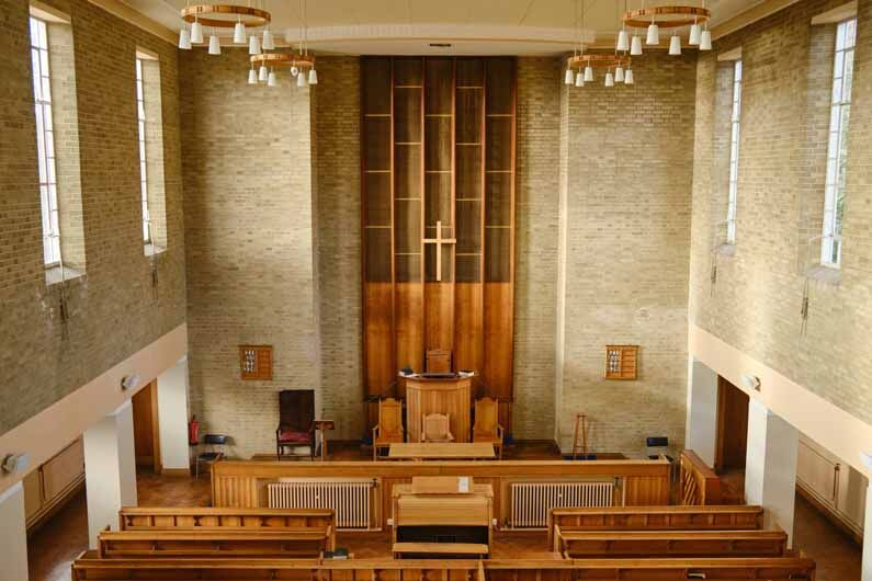 Trinity Chapel, Swansea