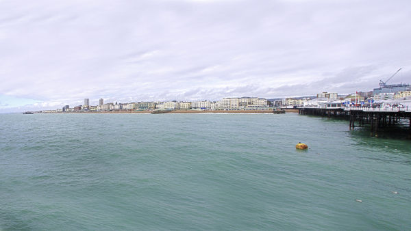 Brighton Panarama