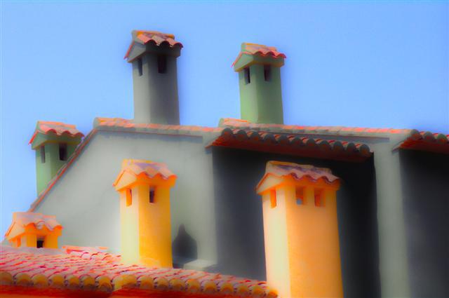Spanish Chimneys