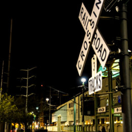 CrossingRailroad