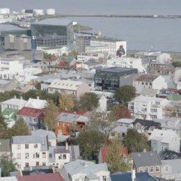 Downtown Reykjavic