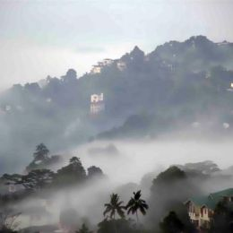 Early Morning Kandy