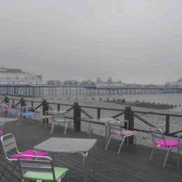 Empty Chairs in Eastbourne