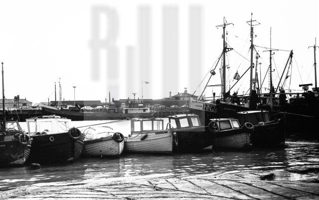 Fishing boats 1973