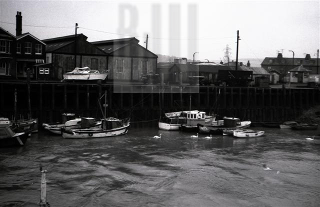 Harbourside 1972