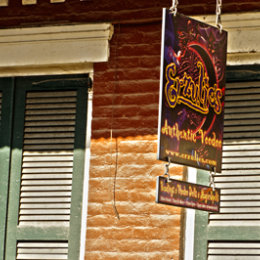 Voodoo, come on in!