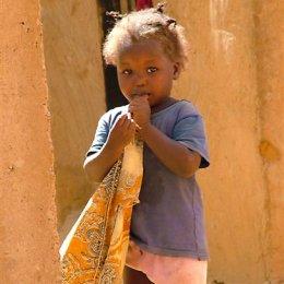 Niger child,