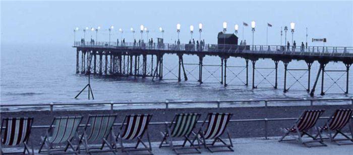 Promanading Pier