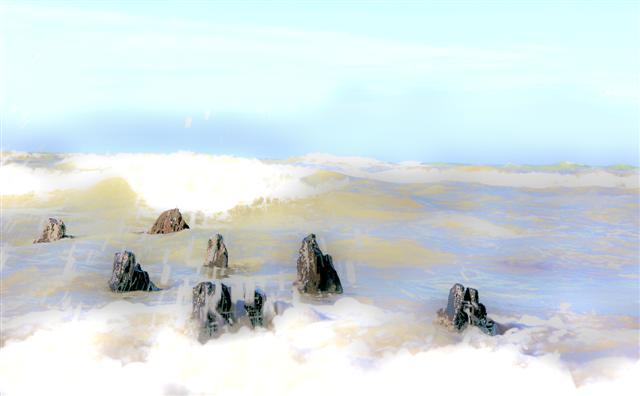 Seaford Seahenge