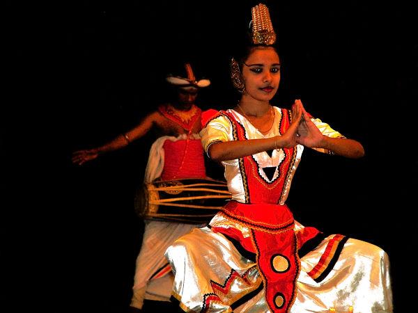 Sri Dancer